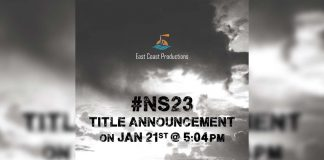 Naga Shaurya and Raja film title and logo on 21st January