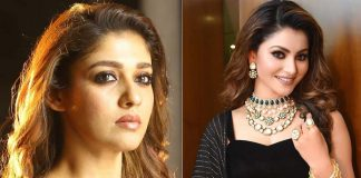 Nayantara replaced! Reason Urvashi Rautela