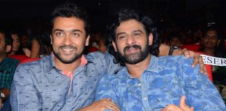 Prabhas rejects! But Suriya accepts?