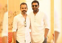Prashanth Neel to launch model with Prabhas