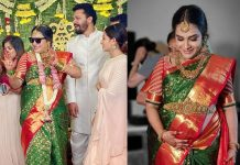 Pregnant Hari Teja dances at her Baby Shower Function