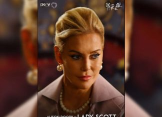 RRR release date Irish actress Alison Doody deletes
