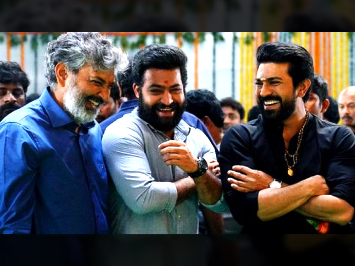 Rajamouli aims to bring RRR to theatres for Dusshera 2021