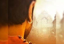 Ram Charan as Siddha in Acharya: Wears saffron kurta and rudraksha