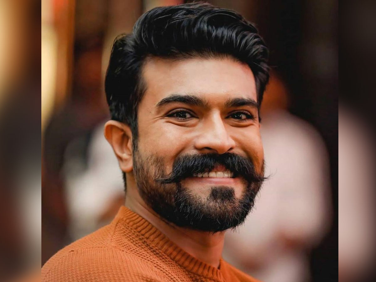 Ram Charan in sacrificial mode