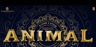 Ranbir Kapoor andSandeep Vanga Animal pre-look teaser