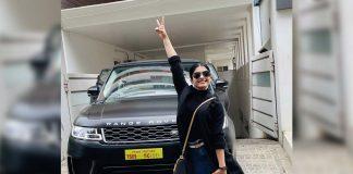 Rashmika Mandanna buys Range Rover