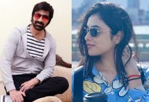 Ravi Teja has got to romance Nani' girl