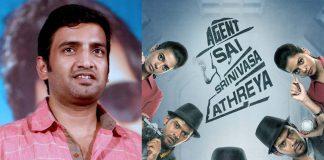 Santhanam in Agent Sai Srinivasa Athreya Tamil remake