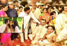 Singer Sunitha weds Ram Veerapaneni