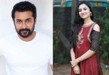 Suriya has got to romance Nani girl