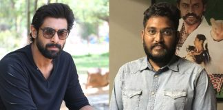 Venkatesh Maha third film locked with Rana Daggubati
