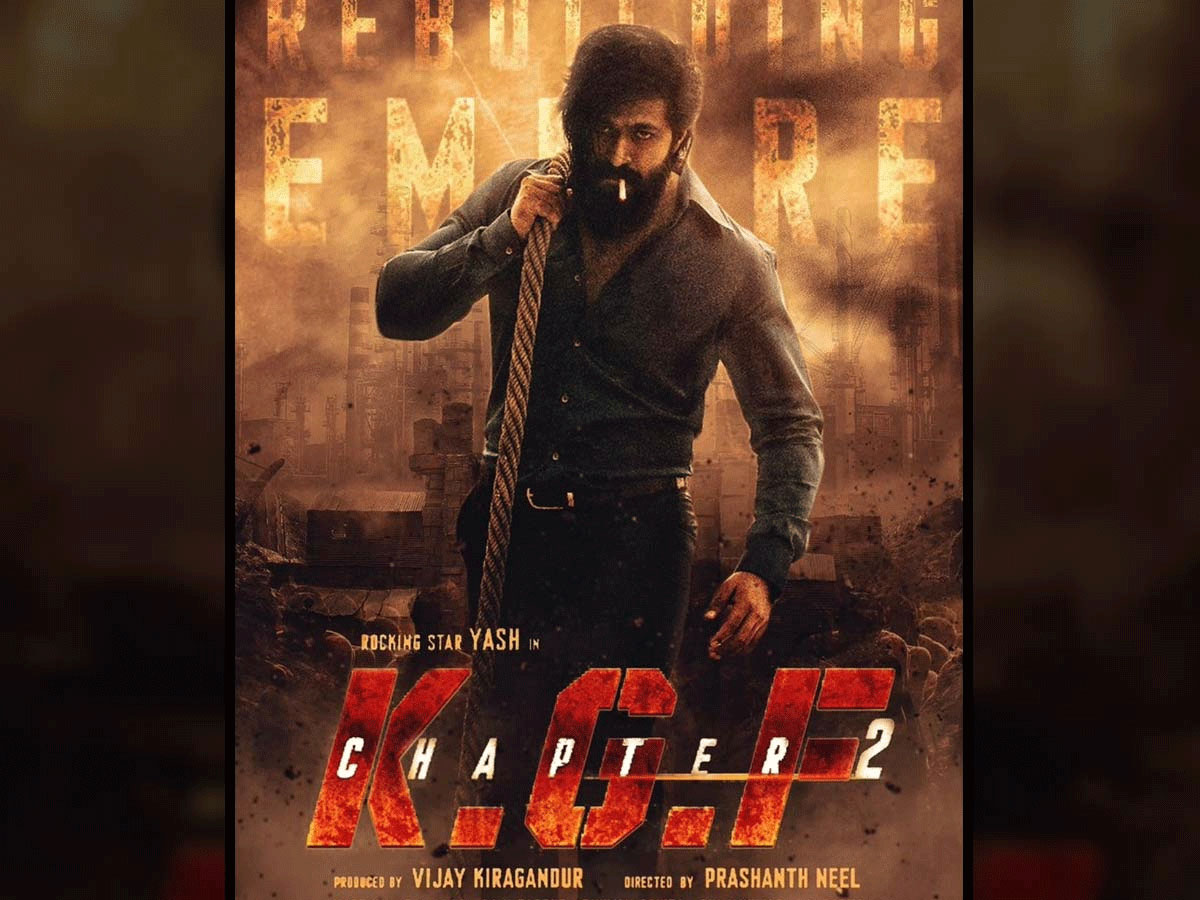 Yash remuneration for KGF Chapter 2
