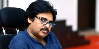 17th century massive Charminar set for Pawan Kalyan
