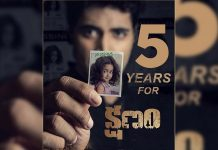 5 years for Kshanam