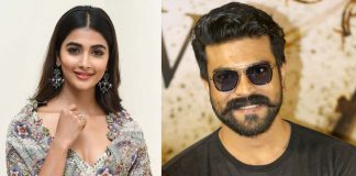 A romantic number for Ram Charan and Pooja Hegde