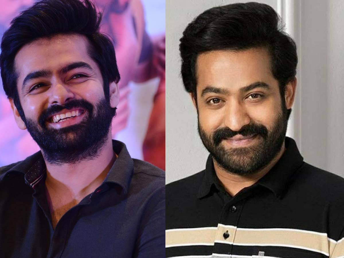 After Jr NTR, now its Ram Pothineni turn to don in triple roles