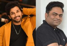 Allu Arjun and Vamsi Paidipally meeting for movie discussion