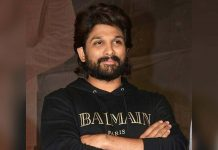Allu Arjun hard work for the dark complexion