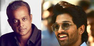 Allu Arjun in talks with Gautham Vasudev Menon for Tamil debut