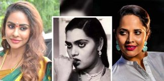 Not Anasuya, it's Sri Reddy time to turn Silk Smitha