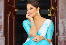 Anasuya to expand her wings in Mollywood with Mammotty