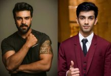 Anirudh inclusion in Ram Charan film?