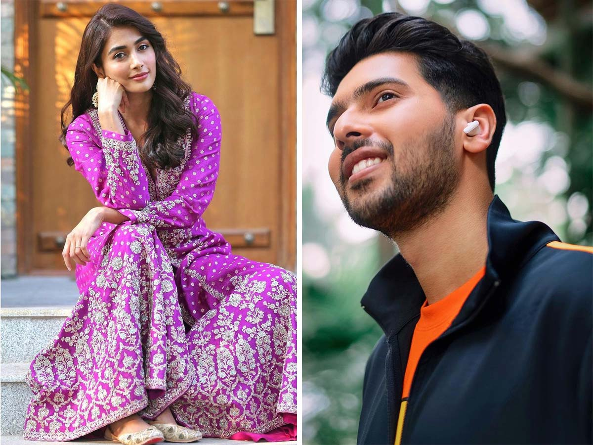 Armaan Malik : Pooja Hegde is my lucky mascot