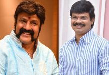 Balakrishna and Boyapati Srinu film titled Dharma