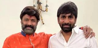 Balakrishna to step his shoes into Seema faction again in Gopichand film