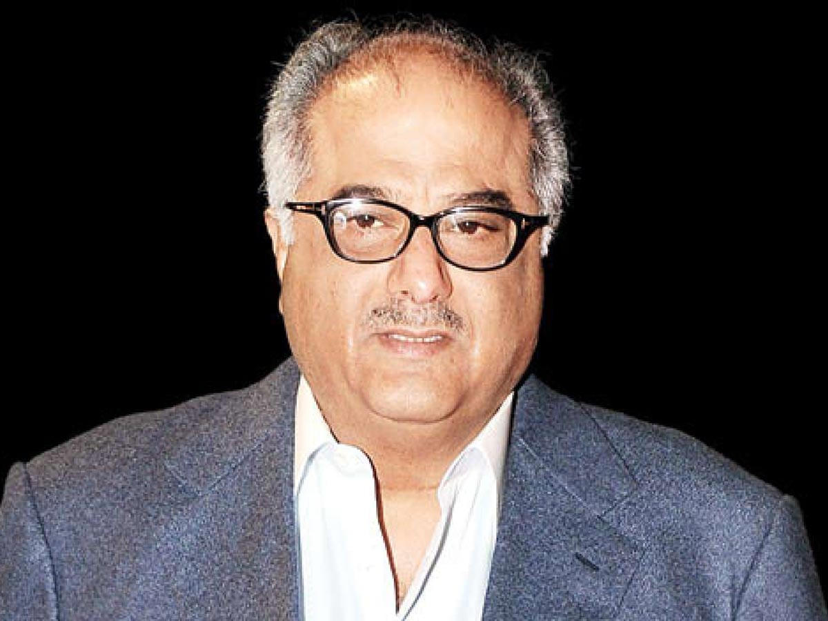 Boney Kapoor wants  this Telugu actor for South movies