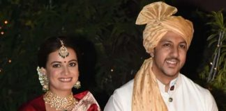 Dia Mirza -Vaibhav Rekhi are now married