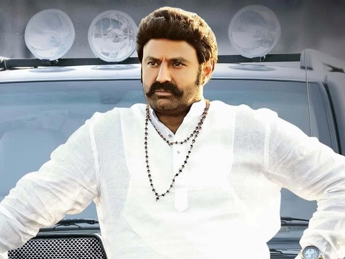 For the Aghora role Balakrishna undergoes total makeover