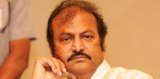 GHMC imposes a fine of Rs 1 lakh to Mohan Babu
