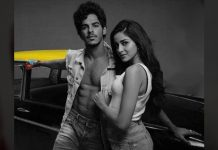Ishaan Khatter and Ananya Pandey in Uppena Hindi remake
