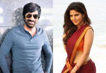 Ishwarya Menon's Telugu debut with Ravi Teja's film