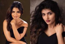 Iswarya Menon and Sreeleela in Ravi Teja and Trinadha Rao Nakkina film