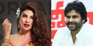 Jaqueline gives bulk dates for Pawan Kalyan flashback episodes