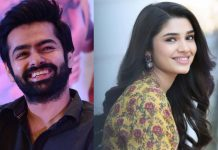 Krithi Shetty in Ram Pothineni and Lingusamy film