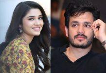 Krithi Shetty name links with Akhil Akkineni