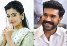 Missed the first time!But now Rashmika Mandanna wants Ram Charan?