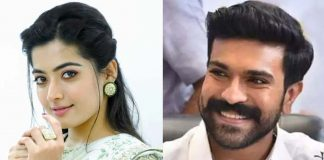 Missed the first time! But now Rashmika Mandanna wants Ram Charan?