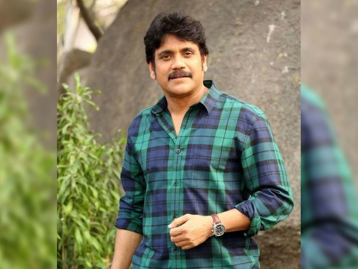 Nagarjuna: This time start with bright action