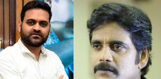Nagarjuna and Praveen Sattaru film launched