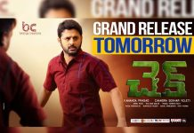 Nithiin Check movie Pre release business
