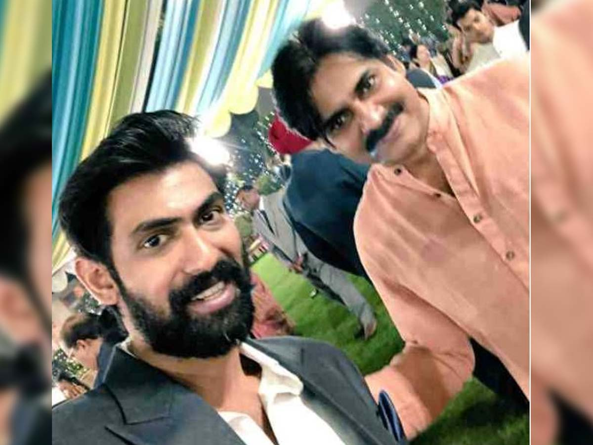 Pawan Kalyan on weight loss mode for Rana