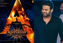 Prabhas to speak in special language: Adipurush