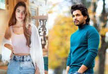Saiee wants to romance Allu Arjun