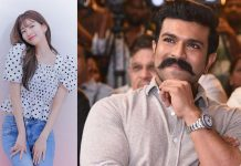 South Korean actress Bae Suzy in Ram Charan and Shankar film
