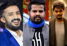 Speculations starts for Bigg Boss 5 Telugu Anchor Ravi, Hyper Aadi and Shanmukh Jaswanth as contestants